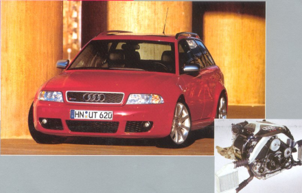 1999 Audi rs4 Self Self Study Program Service Repair Manual Free Download