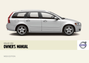 2008 Volvo V50 Owners Manual