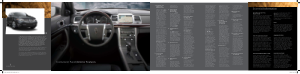 2009 Lincoln MKS Quick Reference Guide