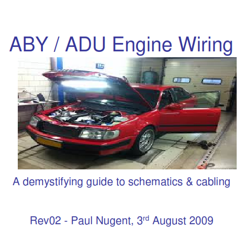 2009 Audi Aby Adu Engine Wiring Diagram Free Download