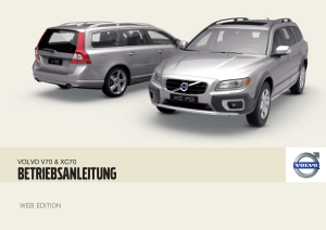 2010 Volvo V70 Owners Manual