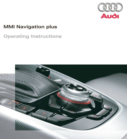 2010 Audi q5 Ag Mmi Navigation Plus Operating Instructions Free Download