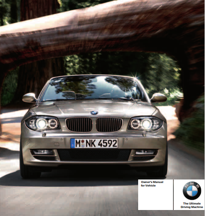 2010 Bmw 135i Coupe Owners Manual Free Download