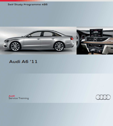 2011 Audi a6 Self Study Programme Service Repair Manual Free Download