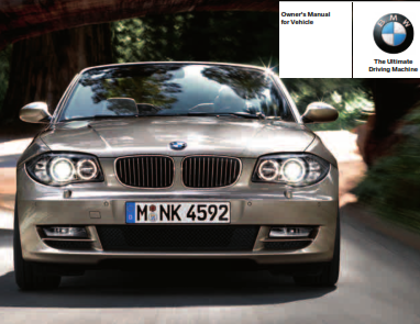 2011 Bmw 128i Convertible Owners Manual Free Download