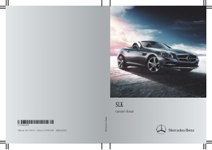 2012 Mercedes Benz SLK Operator Manual