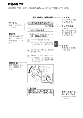 2013 Mazda Carrol Owners Manual in Japanese