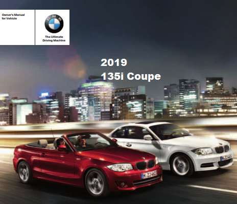 2013 Bmw 135i Coupe Owners Manual Free Download
