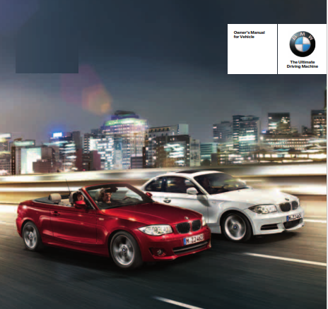 2013 Bmw 135is Coupe Owners Manual Free Download