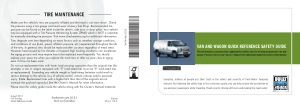 2014 Ford e-150 Quick Reference Guide Free Download