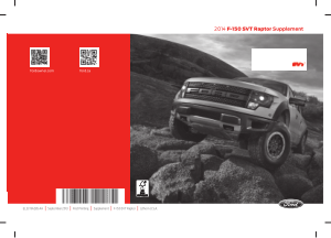 2014 Ford f-150 Svt Raptor Supplement Free Download