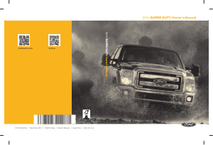 2014 Ford f-550 Super Duty Owners Manual Free Download