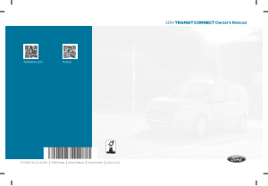 2014 Ford Transit Connect Owners Manual Free Download