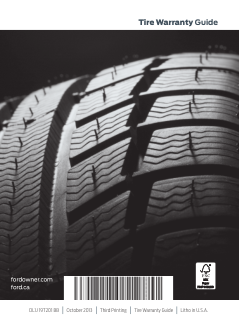 2014 Lincoln Mks Tire Warranty Guide Free Download