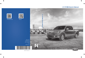 2015 Ford F 150 Owners Manual