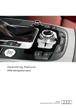 2015 Audi RS5 Coupe MMI Navigation Plus Manual Free Download