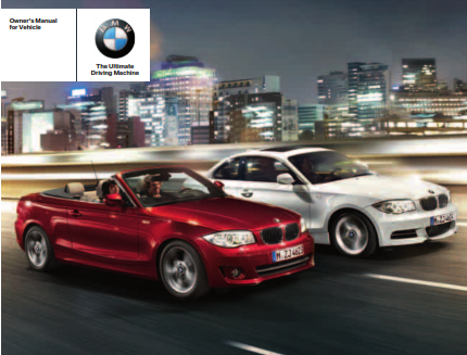 2015 Bmw 135i Convertible Owners Manual Free Download