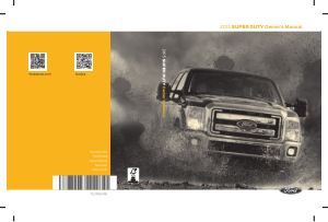 2015 Ford f-450 Owners Manual Free Download