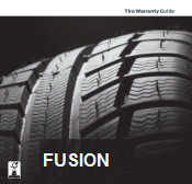 2015 Ford Fusion Energi Tire Warranty Guide Free Download
