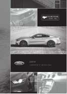 2015 Ford Mustang Shelby gt350 Owners Manual Free Download