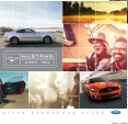 2015 Ford Mustang Shelby gt350 Quick Reference Guide Free Download