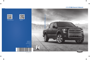 2016 Ford f-150 Owners Manual Free Download