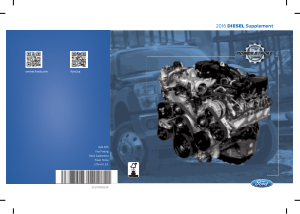 2016 Ford f-350 Diesel Supplement Free Download