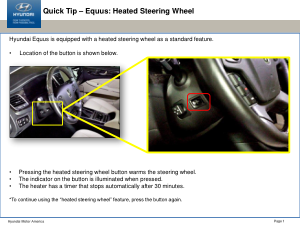 2016 Hyundai Equus Heated Steering Wheel Quick Tips Manual Free Download