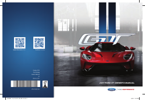 2017 Ford Gt Owners Manual Free Download
