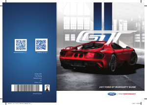 2017 Ford Gt Warranty Guide Free Download