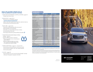 2017 Hyundai Santa Fe Sport Quick Reference Guide Free Download