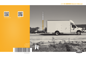 2019 Ford e-350 Owners Manual Free Download