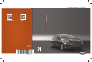 2019 Ford Fusion Owners Manual Free Download