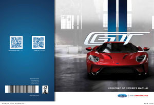 2019 Ford Gt Owners Manual Free Download