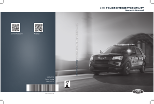 2019 Ford Police Interceptor Utility Owners Manual Free Download