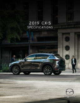 2019 Mazda cx-5 Features Specifications Guide Free Download