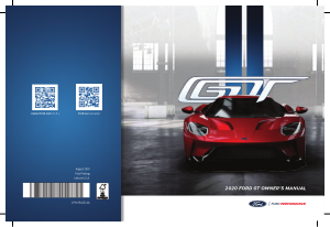 2020 Ford Gt Owners Manual Free Download