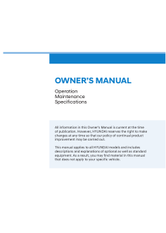 2020 Hyundai Venue Owners Manual Free Download