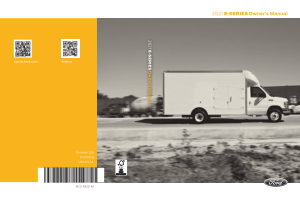 2021 Ford e-450 Owners Manual Free Download