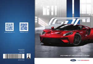 2021 Ford Gt Tire Warranty Guide Free Download