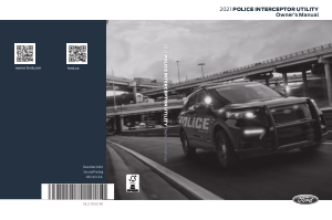 2021 Ford Police Interceptor Utility Owners Manual Free Download