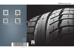 2021 Ford Transit Connect Tire Warranty Guide Free Download