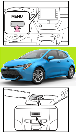 2021 Toyota Corolla Hatchback Navigation And Multimedia System Owners Manual Free Download
